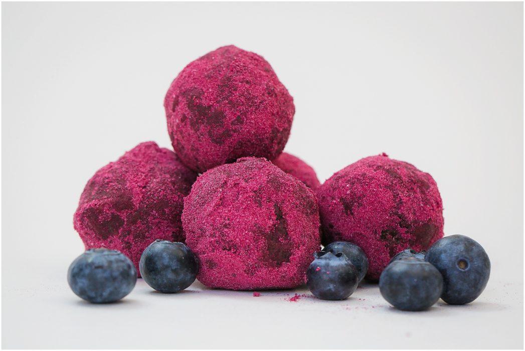 raw balls