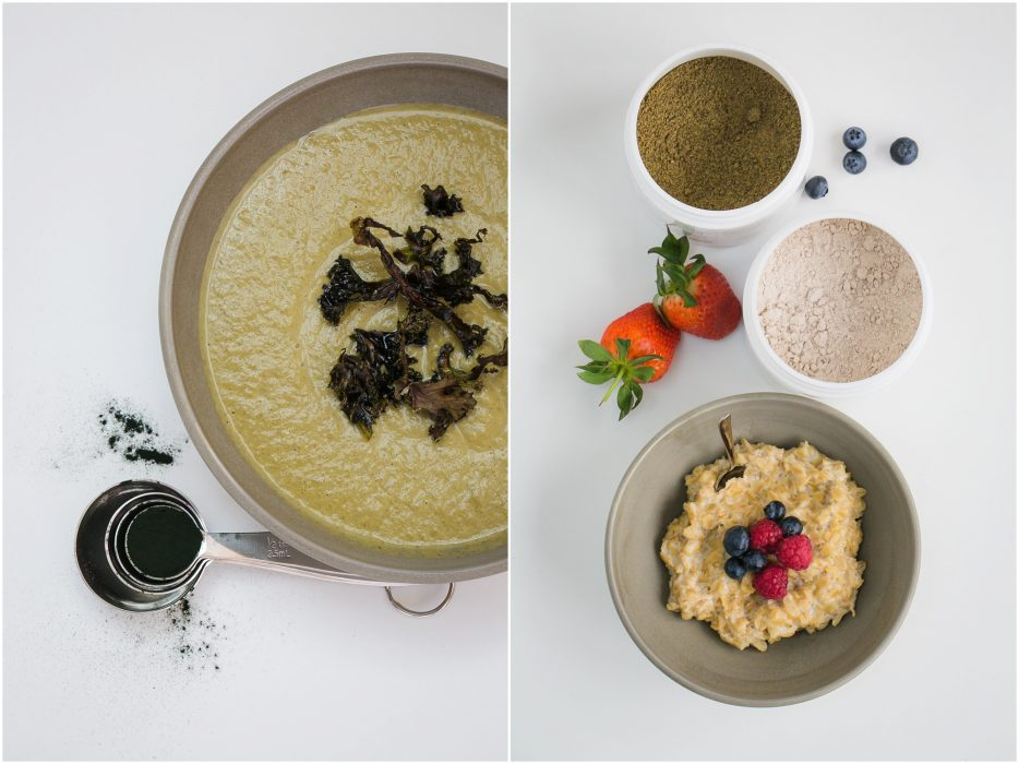 healthy supplements, food photography