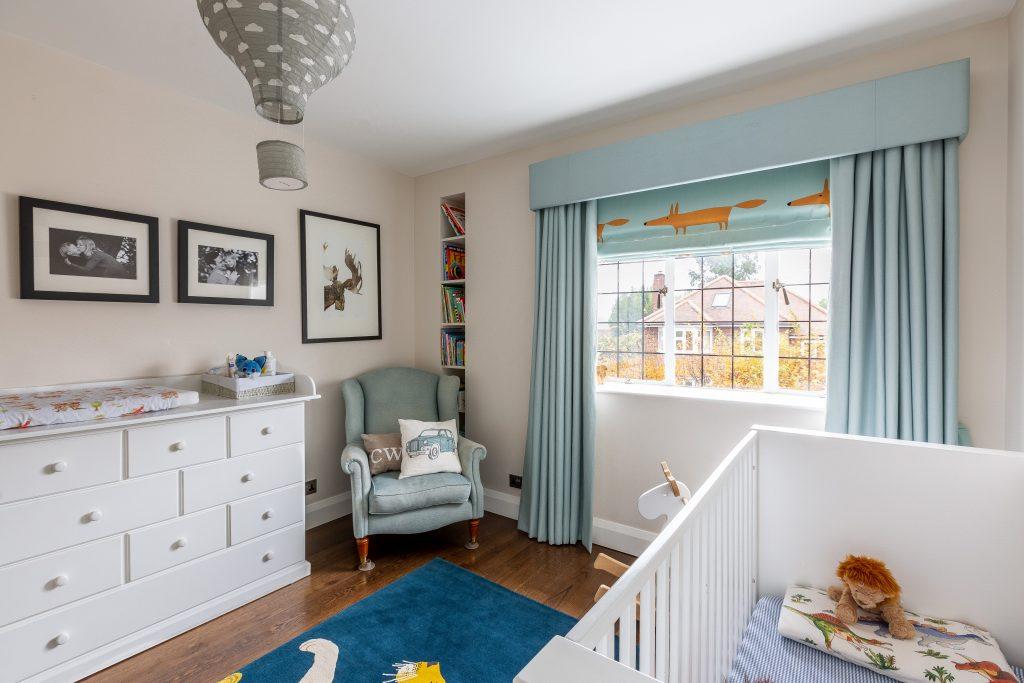 interior photographer - nursery