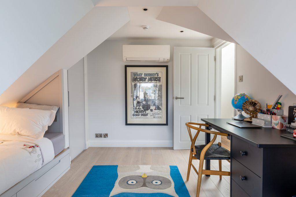 interior photographer - kids bedroom
